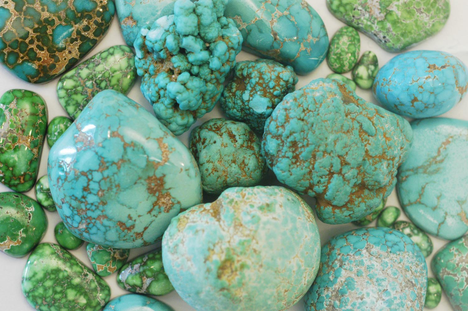 CARICO-LAKE-TURQUOISE-NEVADA NORTH AMERICAN TURQUOISE MINES